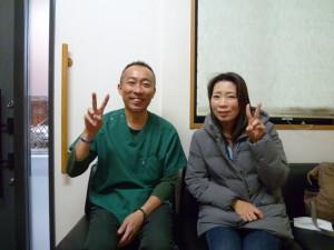 マタニティ治療で来院された患者さん